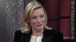 Cate Blanchett: My Moral Compass 'Is In My