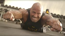 The Rock Shares His Ultimate Workout -- And We're Exhausted Just Watching