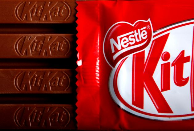 KitKat Producer Nestlé To Cut 10% Of Sugar Content From