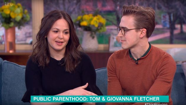 Tom Fletcher Reveals Wife Giovanna Was Body-Shamed By A&E Staff After Giving