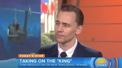 Tom Hiddleston Death Stare Fails To Derail Taylor Swift