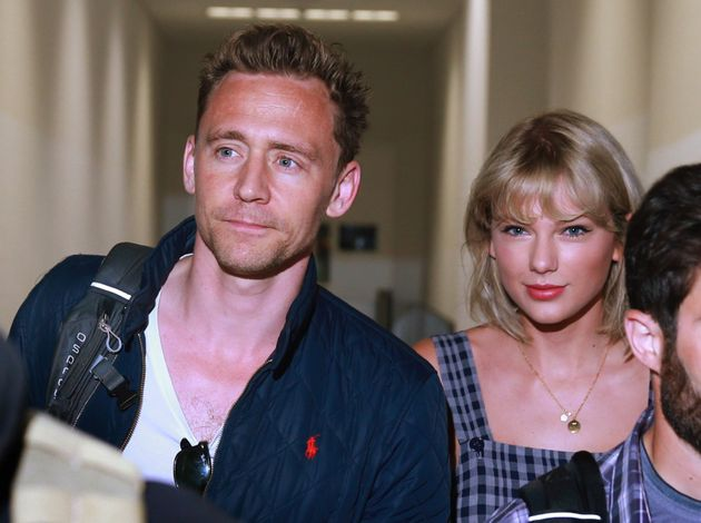 Tom Hiddleston's Face Says It All After He's Asked About Taylor Swift During Seriously Awkward TV