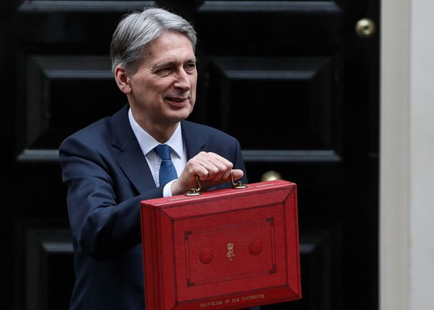 The Chancellor showedhis lighter side in the Chamber
