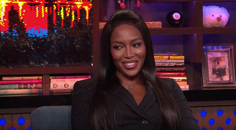 Naomi 'I'm An Actress Now'