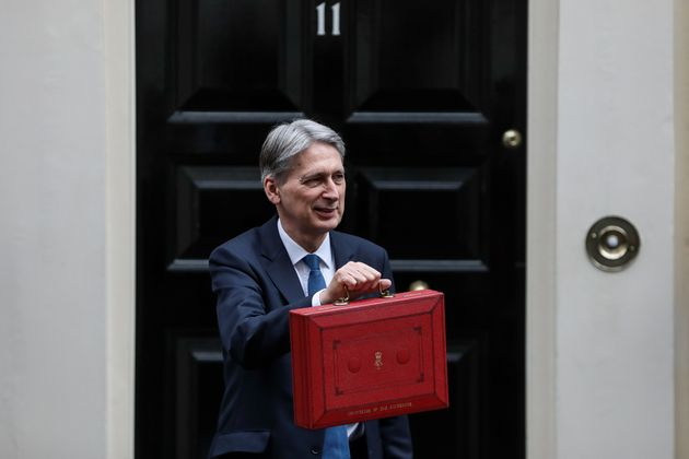 Chancellor Philip Hammond was forced to break a key manifesto pledge on tax hikes for the
