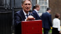 Philip Hammond's Budget Speech Branded 'Jaw Dropping For Not Mentioning