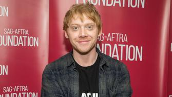 LOS ANGELES, CA - MARCH 07:  Actor Rupert Grint attends SAG-AFTRA Foundation's Conversations with 'Snatch' at SAG-AFTRA Foundation Screening Room on March 7, 2017 in Los Angeles, California.  (Photo by Vincent Sandoval/Getty Images)