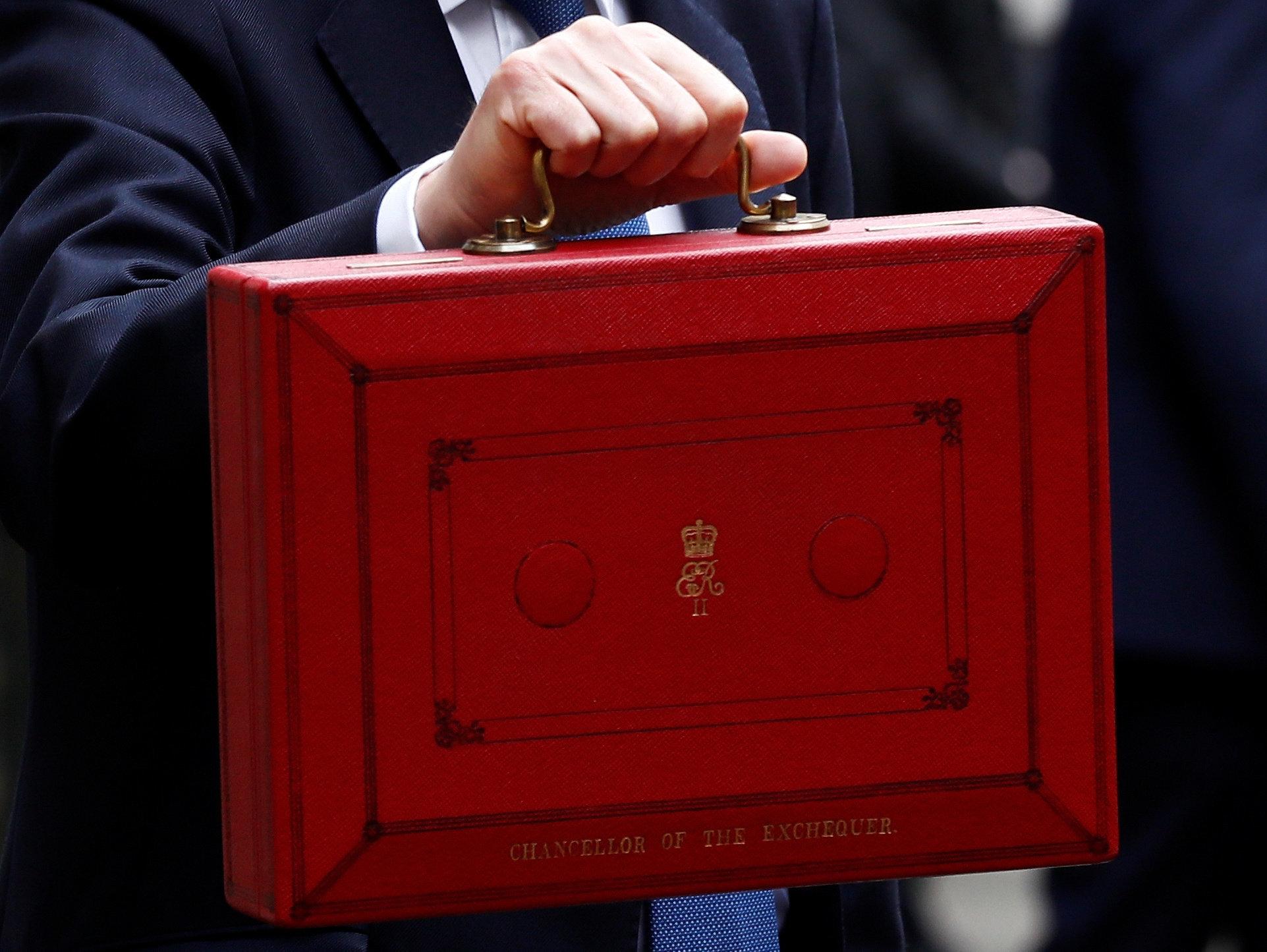 The HuffPost UK Budget Liveblog For People Who Don't Like Budget