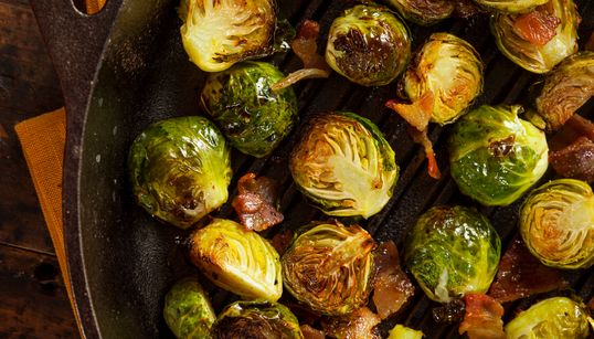 The Secret To Making Brussels Sprouts Taste Way