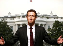 9 Signs Mark Zuckerberg Is Trying To Become The Next President