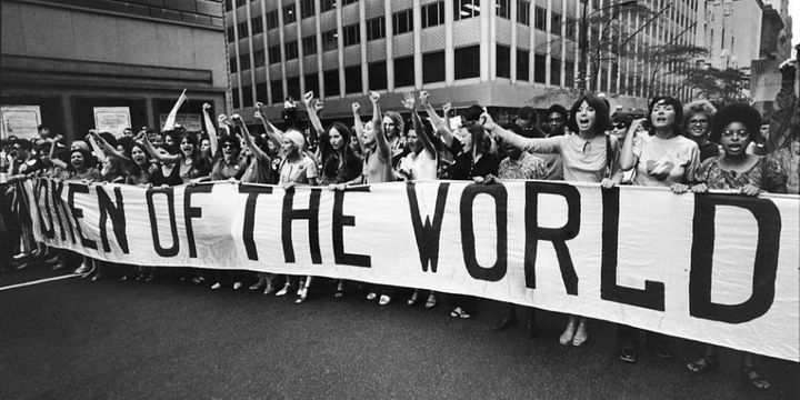 Women's Strike For Equality, NYC, August 26, 1970