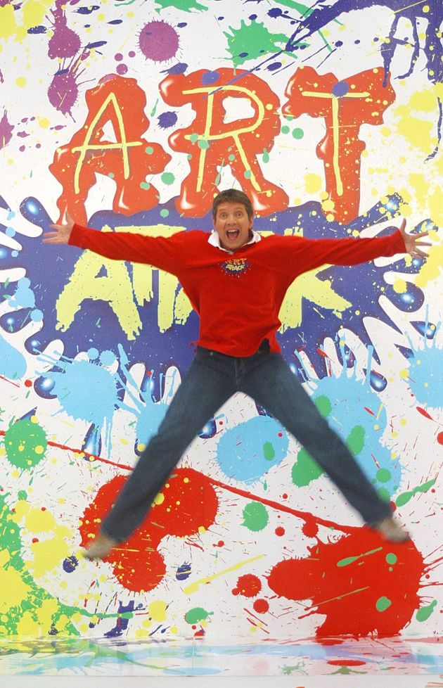 Neil Buchanan fronted 'Art