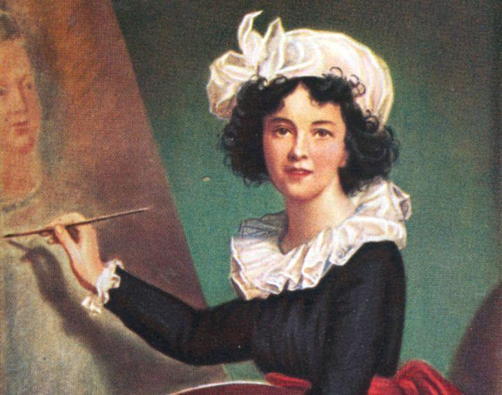 Élisabeth-Louise Vigée Le Brun.