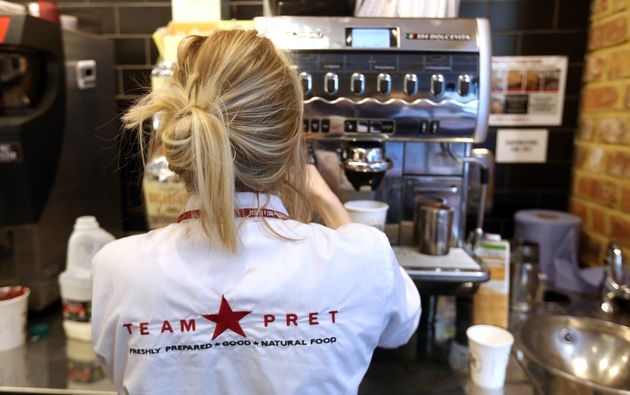 Pret a Manger is owned by private equity firm