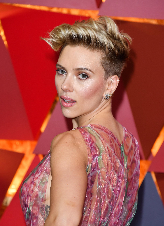 Scarlett Johansson Will 'Never, Ever' Comment On Her Divorce From Romain