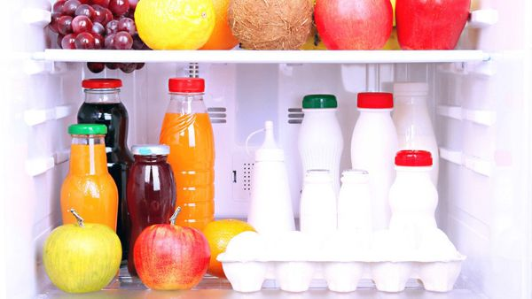 """Even if you have a tiny refrigerator, you can steal a dairy-aisle trick from <i><a href=""""https://www.amazon.com/Quick-Six-Fix"""