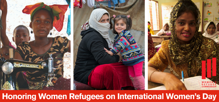 "<a rel=""nofollow"" href=""https://www.womensrefugeecommission.org/"" target=""_blank"">Women's Refugee Commission advocates fo"