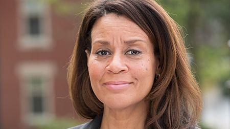 Stephanie Pinder-Amaker, PhD, director of McLean Hospital's College Mental Health Program