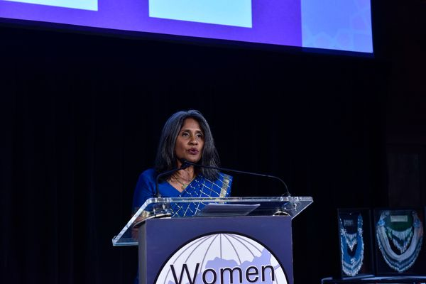Sunita Viswanath has been a women's rights and human rights activist for nearly three decades. She is the co-founder of