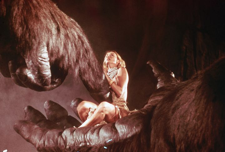 "1976's ""King Kong,"" directed by John Guillermin."