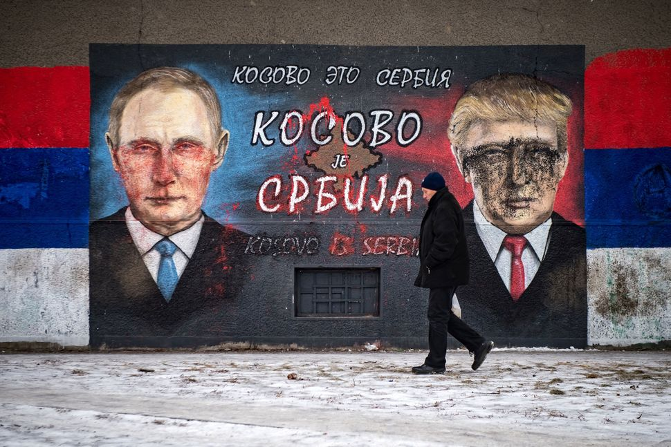 For many Russians, the bromance is already on its deathbed.