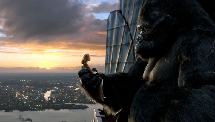 "2005's ""King Kong,"" directed by Peter Jackson."