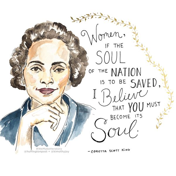 60 Quotes From Women Who Have Made History HuffPost Custom Women's Rights Quotes