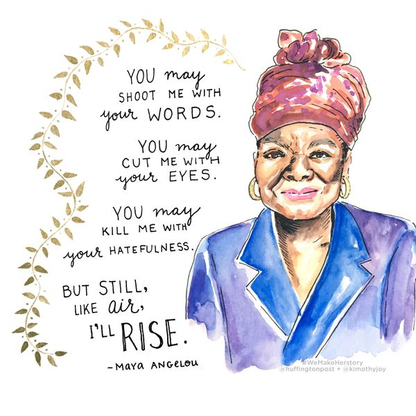60 Quotes From Women Who Have Made History HuffPost Amazing Women's Rights Quotes