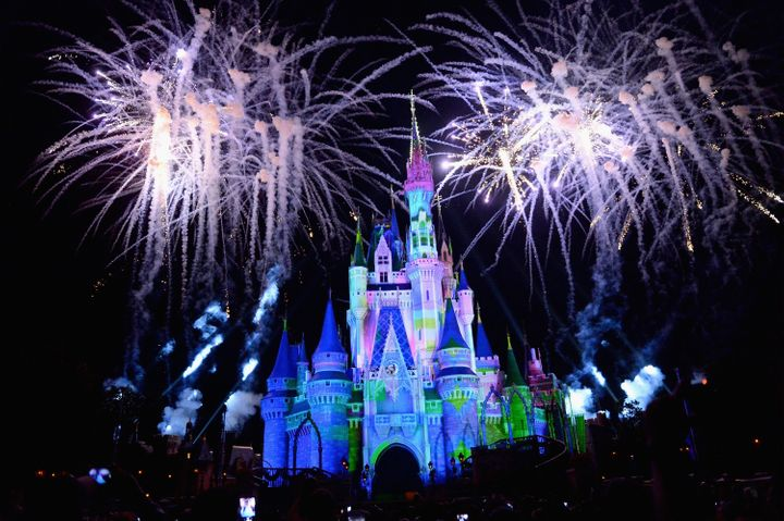 """""""Disney is telling the conservative family, the Christian public, that their views hold no worth,"""" blogger Brooke Poston said of her decision to cancel her family's visit to Walt Disney World."""