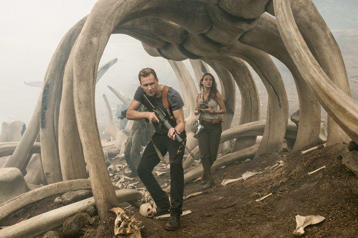 "2017's ""Kong: Skull Island,"" directed by Jordan Vogt-Roberts."