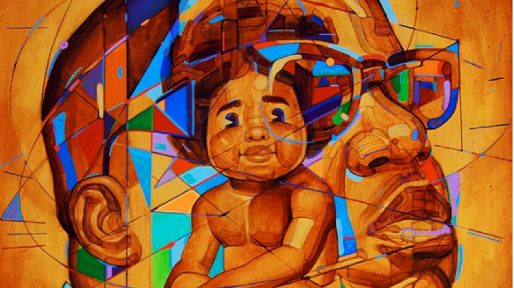 20 Hypnotizing Works Of Art That Pay Homage To Notorious B.I.G.