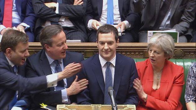 George Osborne Pockets £650,000 For One Day A Week At Wall Street