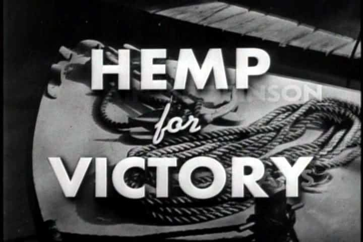 """The US government <a rel=""""nofollow"""" href=""""http://www.weedist.com/2012/11/hemp-for-victory-1942-us-federal-pro-american-hemp-p"""