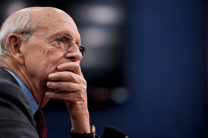 U.S. Supreme Court Justice Stephen Breyer wrote a lengthy dissent Tuesday night to accompany one of the court's denials of a