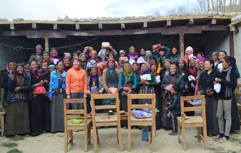<em>Beldagi Refugee Camp, Nepal</em>