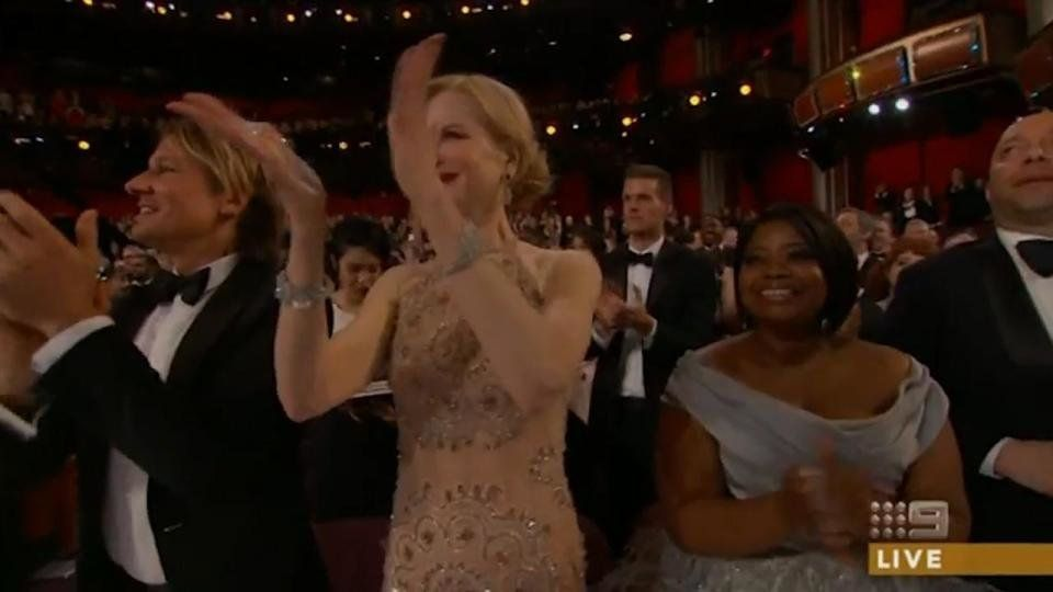 Nicole Kidman Finally Explains Her Bizarre 'Seal' Clapping Technique At The