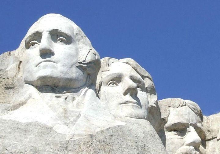 <em>GEORGE WASHINGTON led, but will our current president?</em>