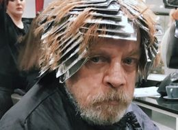 The Force Is Strong With This Photoshop Battle Over Mark Hamill's Hair