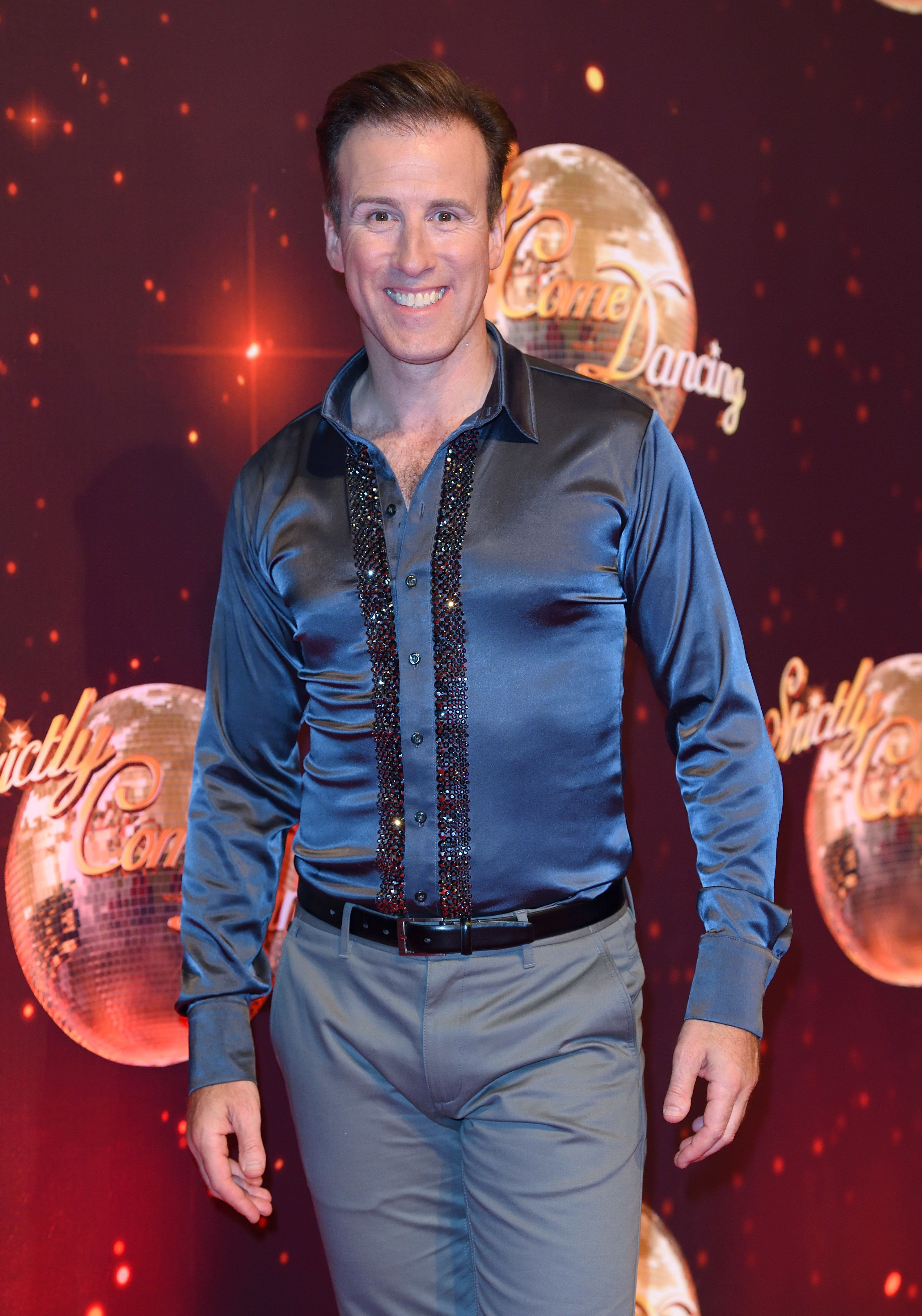 Anton Du Beke Is One Step Closer To Bagging That 'Strictly Come Dancing' Judging