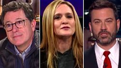 Late Night TV Hosts Make Same Important Point To Mark International Women's