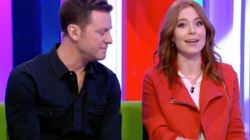 Angela Scanlon Suffers NSFW Slip Of The Tongue Live On 'The One