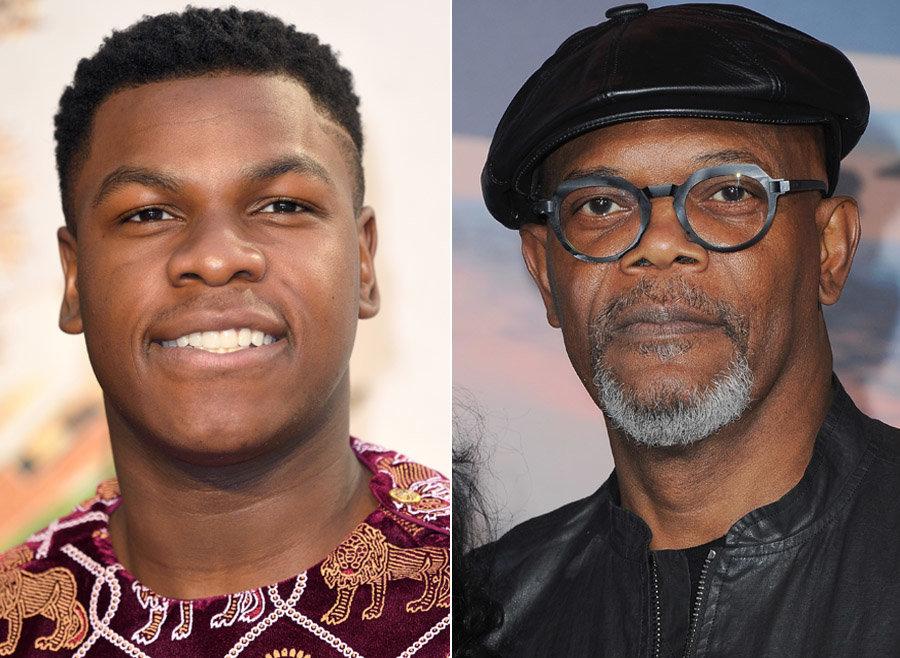 John Boyega Slams Samuel L Jackson Over 'Black Brits In African American Roles'