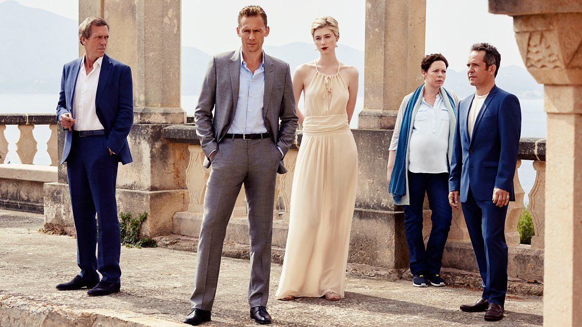The cast of 'The Night Manager' series