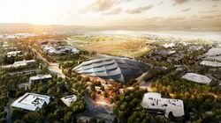 This Is What Google's Incredible 'Giant Tent' HQ Will Look Like