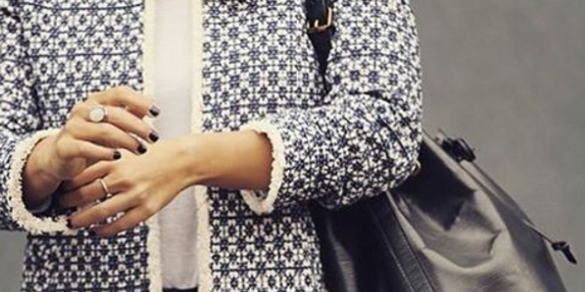 the zara coat that was everywhere in 2016 is back and it