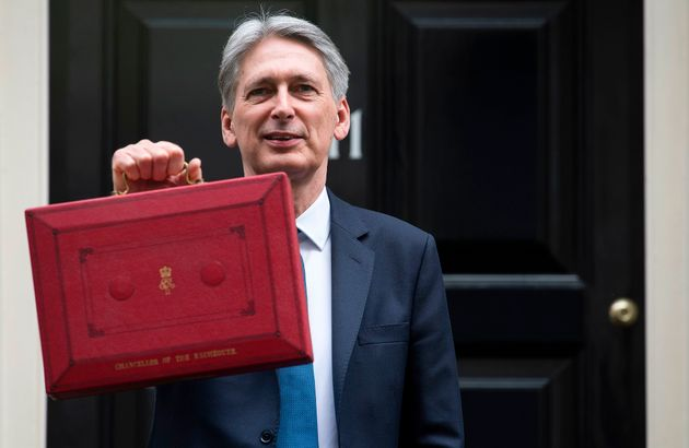 Chancellor Philip Hammond announced the contributions hike in the Spring Budget,