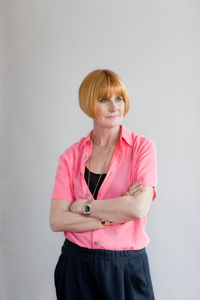 Mary Portas On Why We Need To Forget 'Leaning In' At Work And 'Be Every Bit A