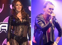 Atomic Kitten's Natasha Hamilton And Kerry Katona Forced To End Gig Early After Being Bottled