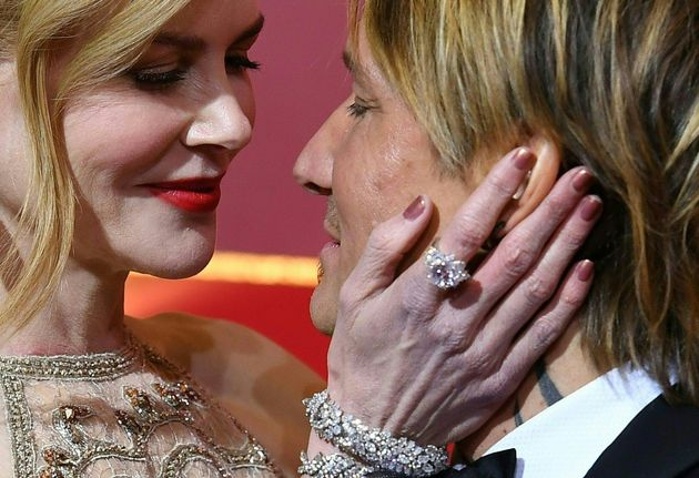 Nicole Kidman Finally Explains Her Weird Oscars