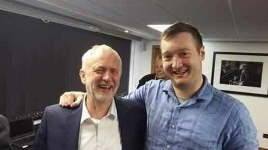 Jeremy Corbyn and Sam